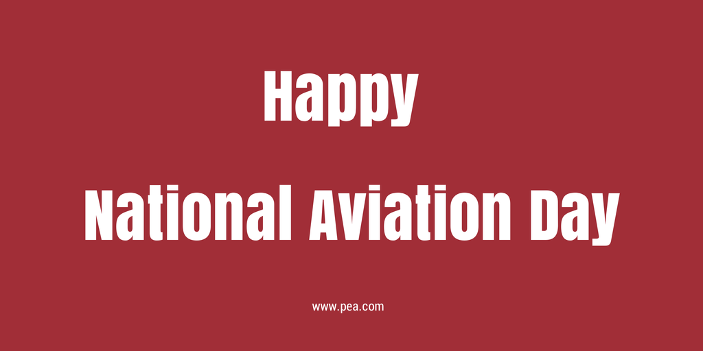 Happy National Aviation day